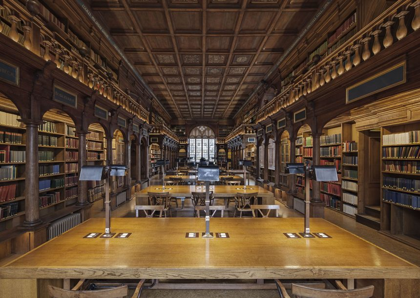 Lux Review – State of the art lighting for 500 year old library