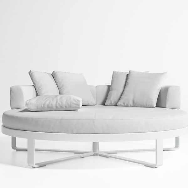 product image for Flat round chill bed