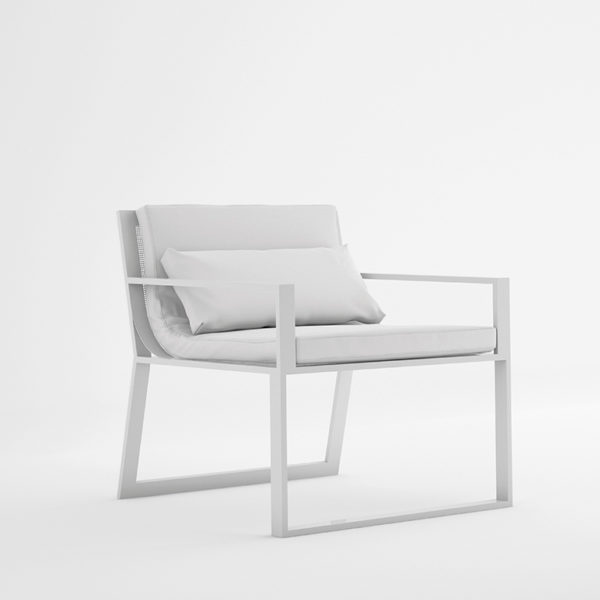 product image for Flat club armchair