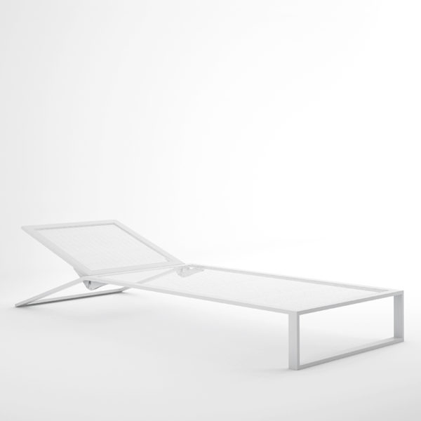 product image for Blau Chaiselounge
