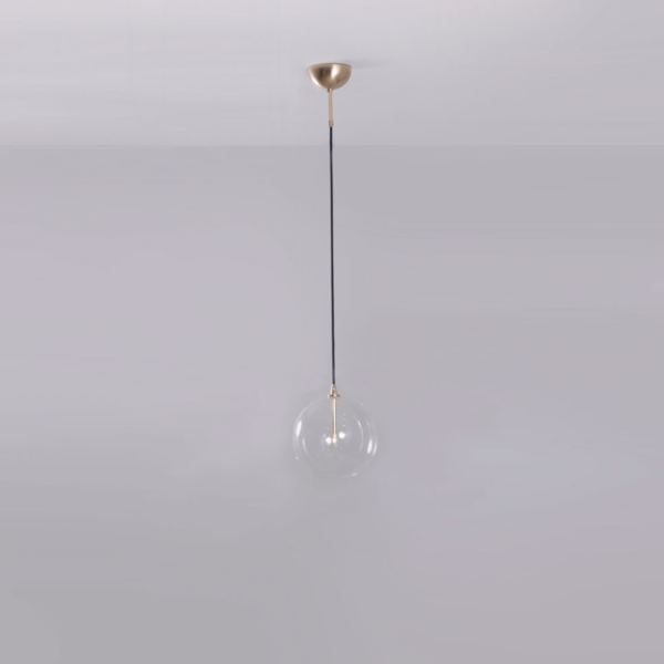 product image for GLASS GLOBE PENDANT 250
