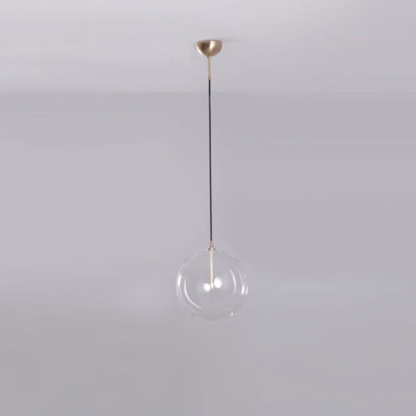 product image for GLASS GLOBE PENDANT 300