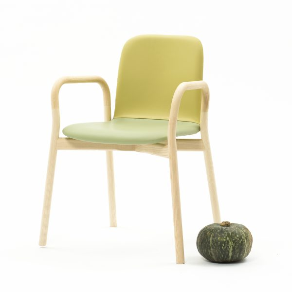 product image for Two tone arm chair