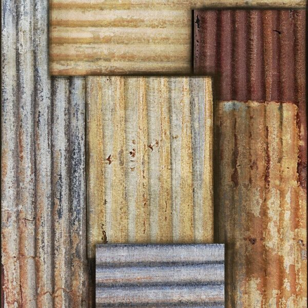 product image for Rusty tin