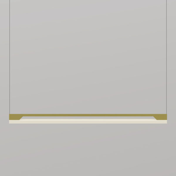 product image for Strip (H) Satin Brass