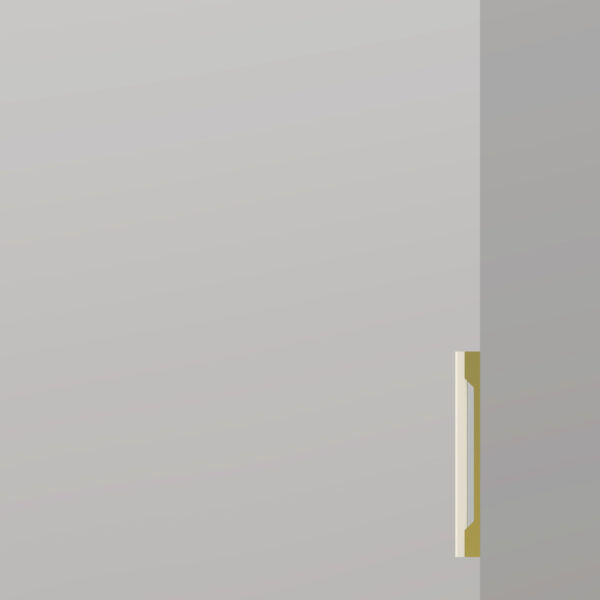 product image for Strip (W) Satin Brass