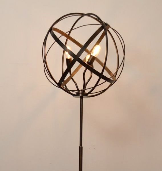 product image for LARGE ORB FLOOR LIGHT