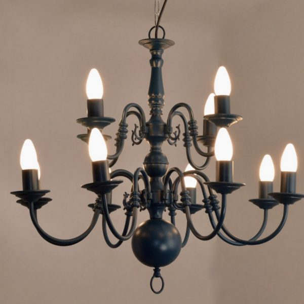 product image for 12 LIGHT CHANDELIER