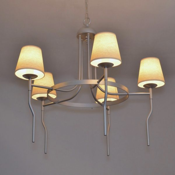 product image for FIVE LIGHT PENDANT