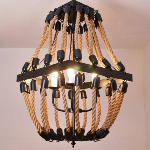 product image for ROPE CHANDELIER