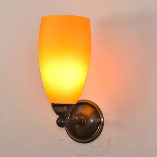 product image for SINGLE BRASS WALL LIGHT