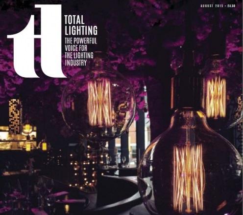 Total Lighting Magazine August 2015