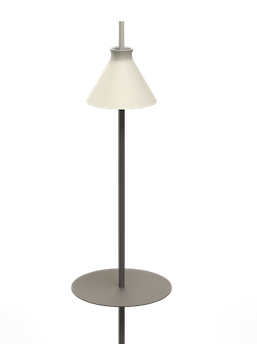 product image for TOTANA20 FLOOR LAMP WITH TABLE PLATFORM