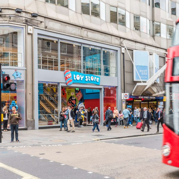 Product image for The Toy Store, Flagship Store, London