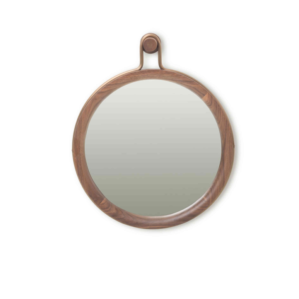 product image for Utility Round Mirror Small