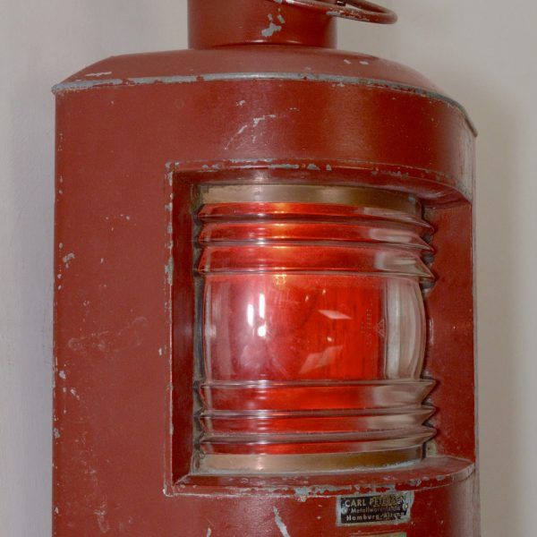 product image for RECLAIMED RED WALL LIGHT