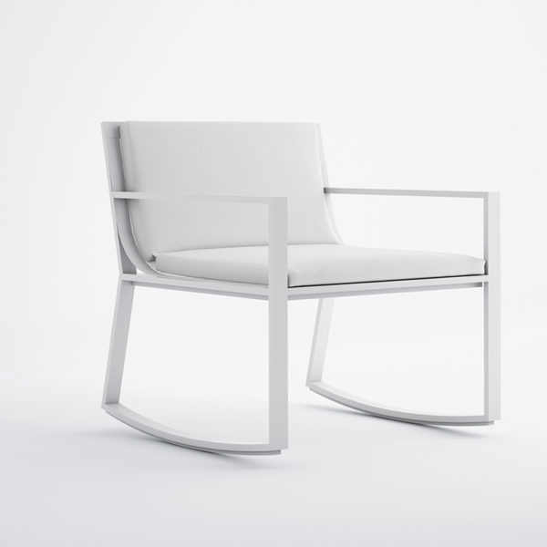 product image for Blau rocking chair