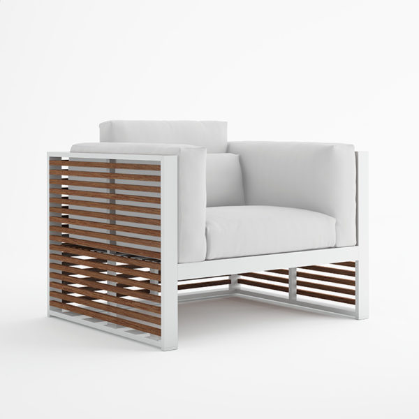 product image for DNA Teak lounge chair