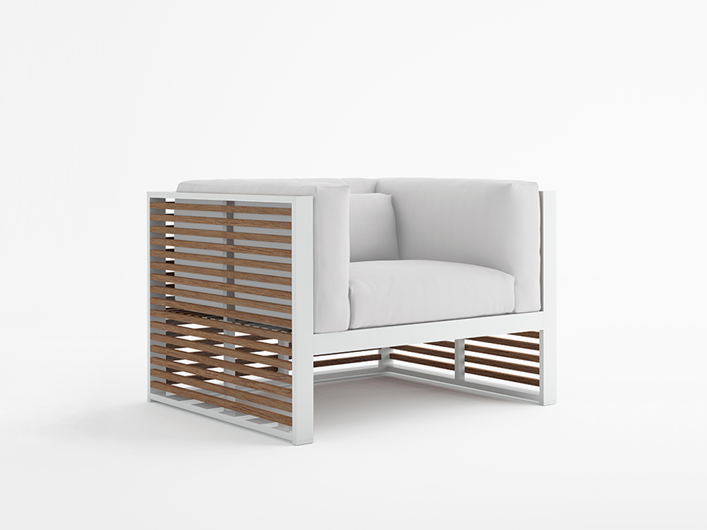 DNA Teak lounge chair