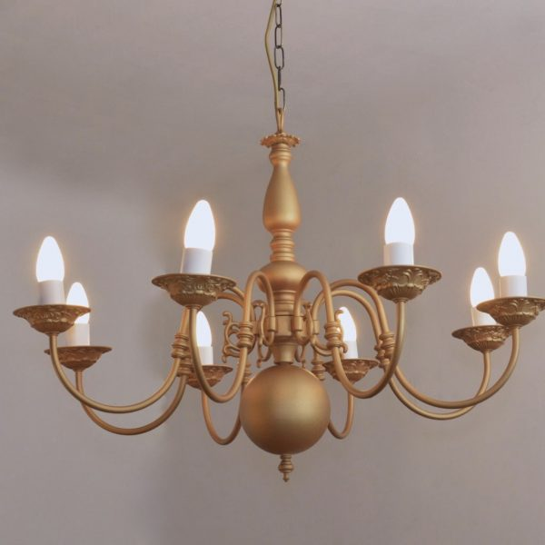 product image for OLD GOLD CHANDELIER