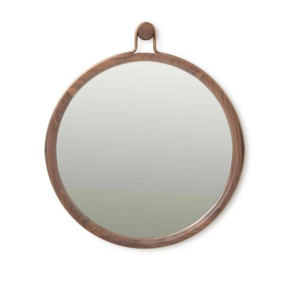 product image for Utility Round Mirror Large