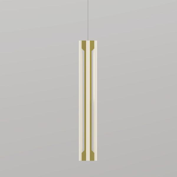 product image for Strip (V) Satin Brass